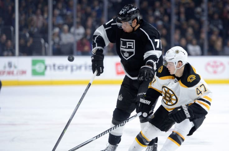 La Kings Torey Krug In Vegas Would Be A Nightmare
