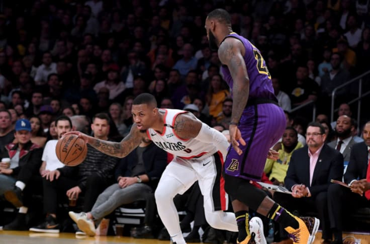 Portland Trail Blazers Vs Los Angeles Lakers Injury Report How To Watch
