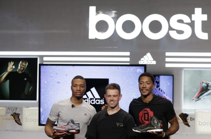 Damian Lillard Joins Stars Of Adidas In Latest Ad
