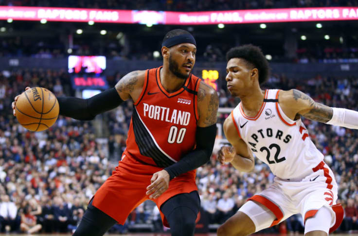 Portland Trail Blazers 3 Things To Watch For In The Toronto Raptors Game
