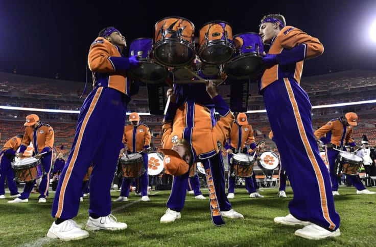 Clemson Football Defensive Report Cards Vs Georgia Tech 2019