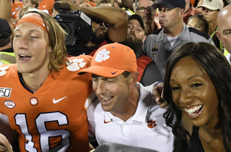 Clemson Football 5 Takeaways From The Victory Vs Georgia Tech 2019