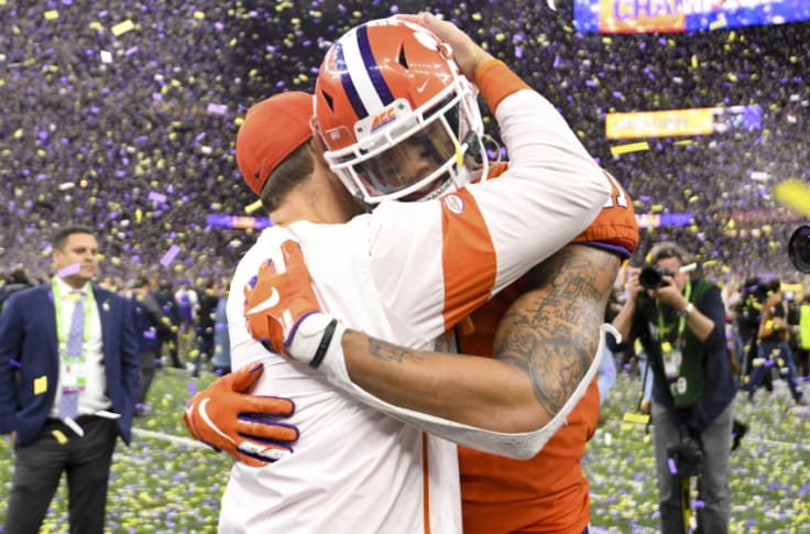 Clemson Football Dabo Is The Ncaaf Coaching Version Of Lebron James