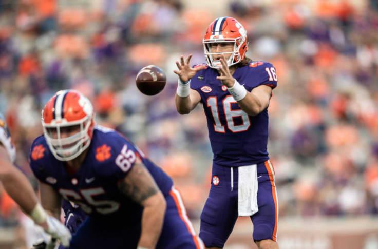 Clemson Football Game Announcers Tv Info Odds Vs Virginia Tech