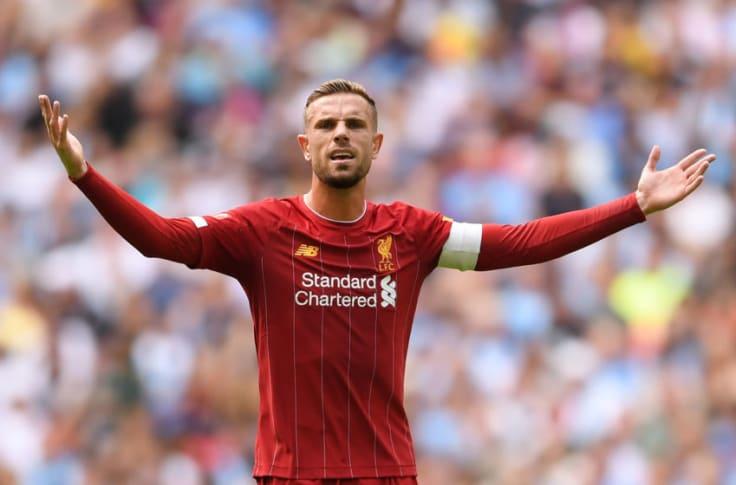 navegador Unidad fórmula  Liverpool vs Man City: Jurgen Klopp is at a Jordan Henderson crossroads