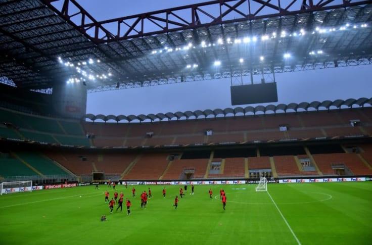 Southampton Predicted Starting Xi Versus Inter Milan