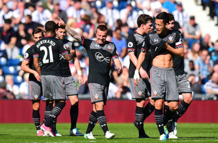 Heroics By Fraser Forster And Jordy Clasie Lift Southampton Over West Bromwich