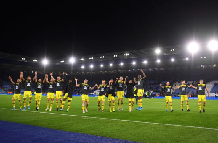 Leicester City 1 2 Southampton Saints Get Revenge As Ings Does It Again