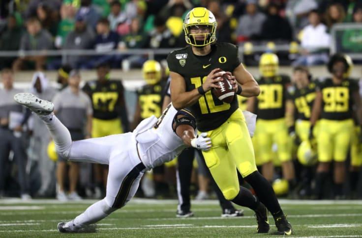 Oregon Football 3 Keys To Victory Vs Washington In Week 8