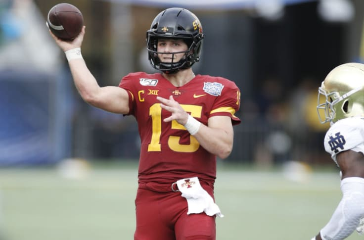 Iowa State Football Way Too Early Game By Game Predictions For 2020