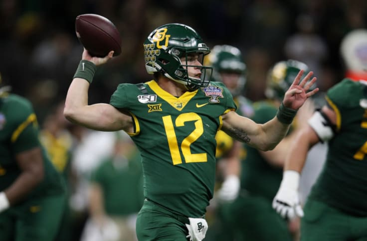 Baylor Football Way Too Early 2020 Game By Game Predictions