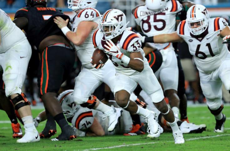 Virginia Tech Football Preview Prediction Live Stream Vs Pitt In Week 12