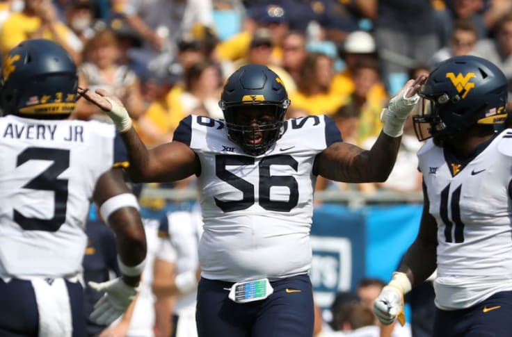 West Virginia Football Way Too Early 2 Deep Depth Chart Projection For 2019
