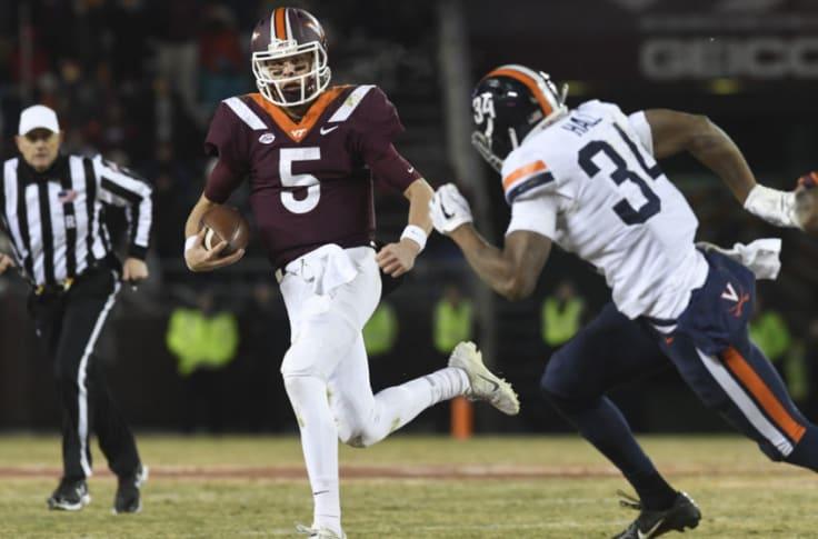Virginia Tech Football Hokies Look To Keep Bowl Streak Alive