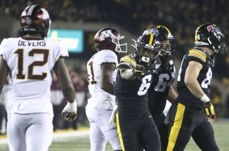 College Football Playoff Rankings 2019 Projected Top 25 Week 13