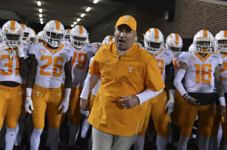 Tennessee football will take another step toward relevancy in 2020