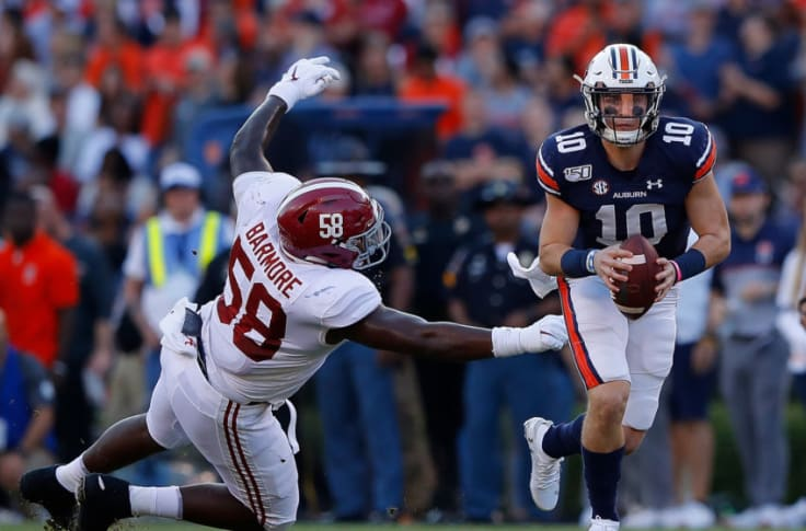 Auburn Football Game by game Predictions For Season