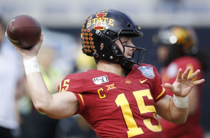 Iowa State Football Game By Game Predictions For 2020 Season