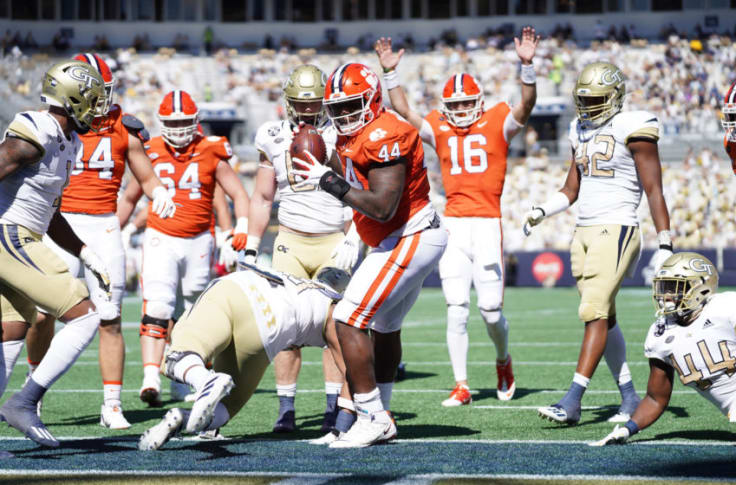 Clemson Football 3 Takeaways From Dominant Win Over Georgia Tech