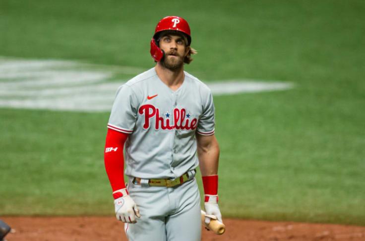 The Philadelphia Phillies Are In Danger Of Wasting Bryce Harper S Prime