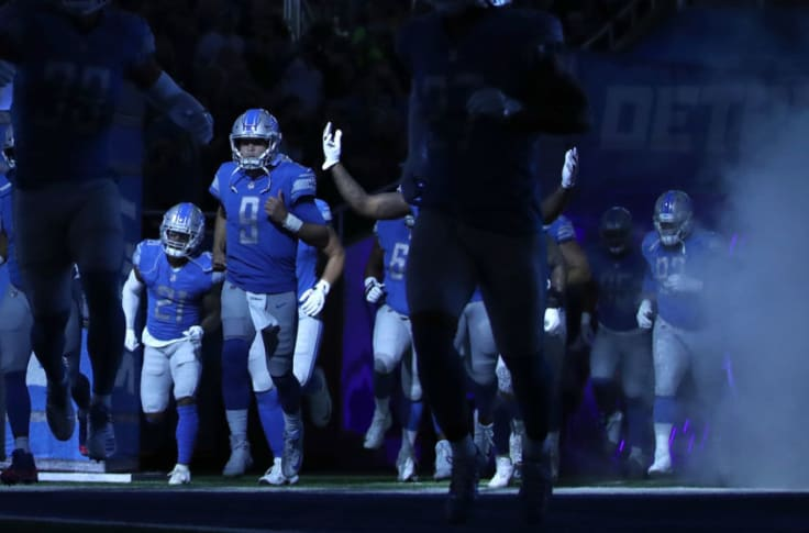 Lions Vs Packers Turnovers The Difference In Detroit S First Divisional Win
