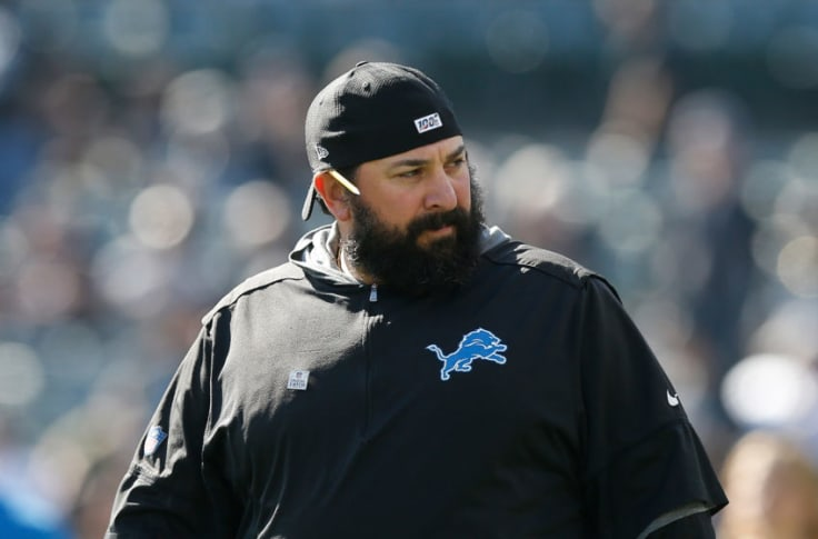 Reality check: Detroit Lions can't do better than Matt Patricia