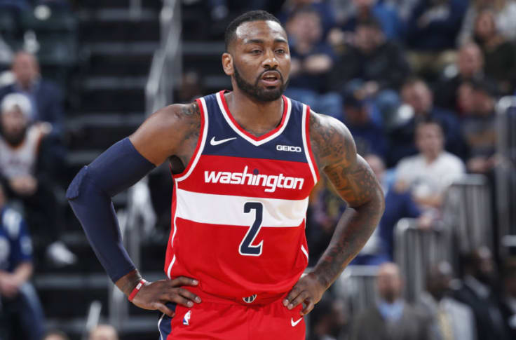Washington Wizards Washington Wizards: What to expect from a new John Wall?