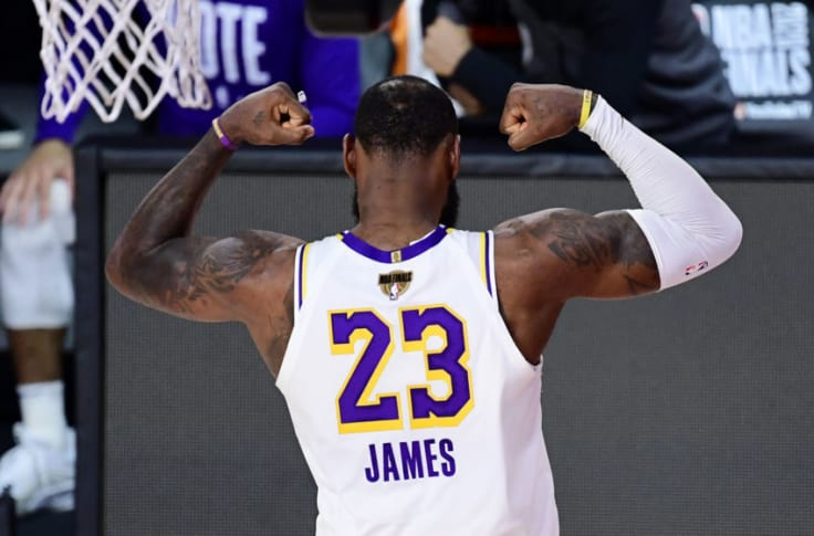 LeBron James: Putting into perspective