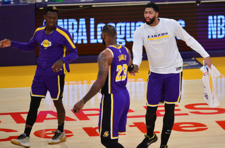 The Los Angeles Lakers Are The Best Team In Basketball And It S Not Close