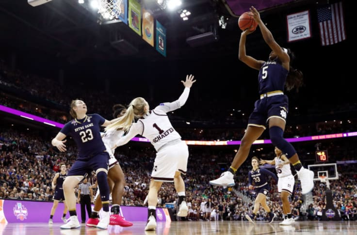 Notre Dame Women S Basketball Irish Finish Up Road Schedule At Syracuse