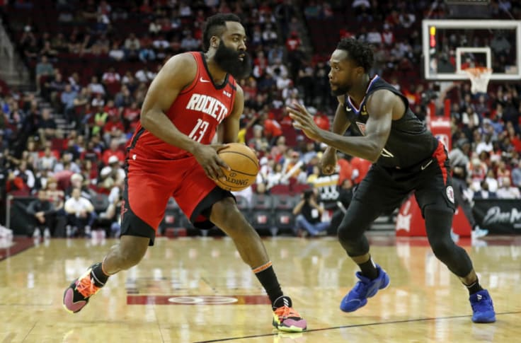 Houston Rockets:Gilbert Arenas explains