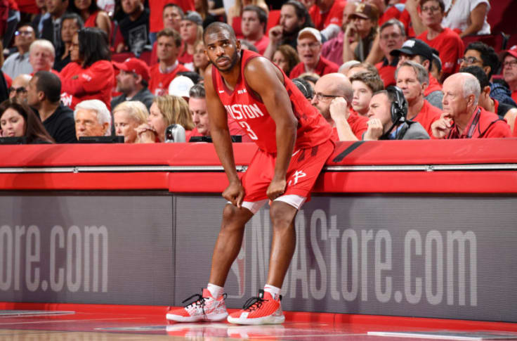 Did The Houston Rockets Do Chris Paul Wrong With The Trade