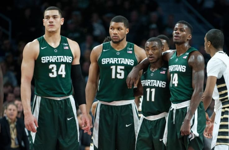 Image result for michigan state spartans
