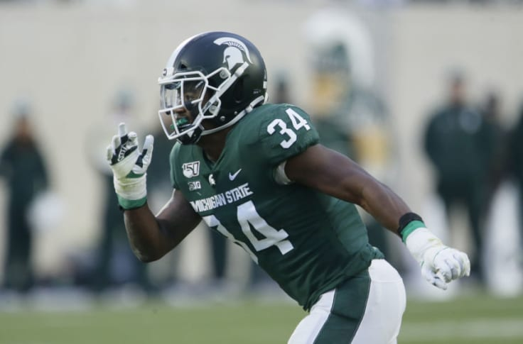 Michigan State Football Way Too Early 2020 Depth Chart Projection