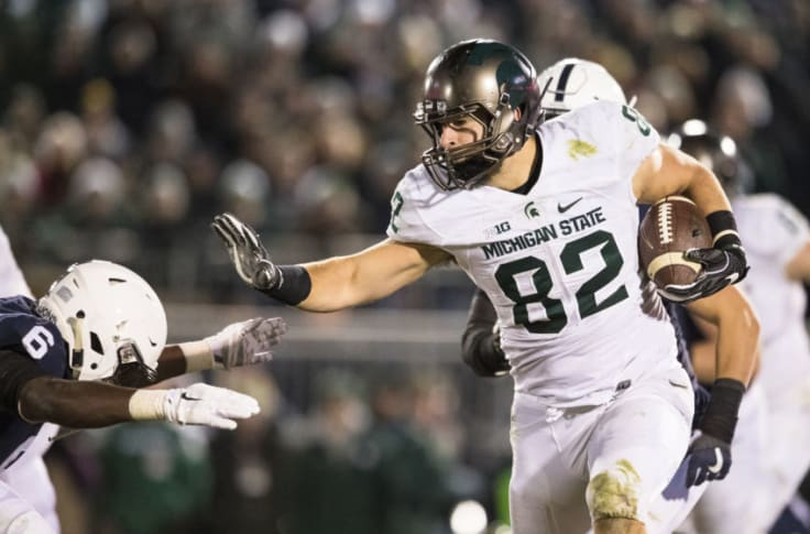 Michigan State Football: Josiah Price signed by Minnesota Vikings