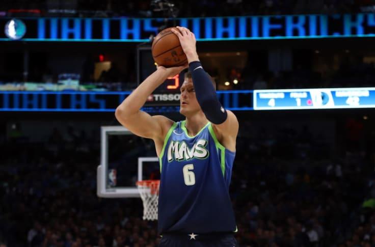 Dallas Mavericks: How close is Kristaps
