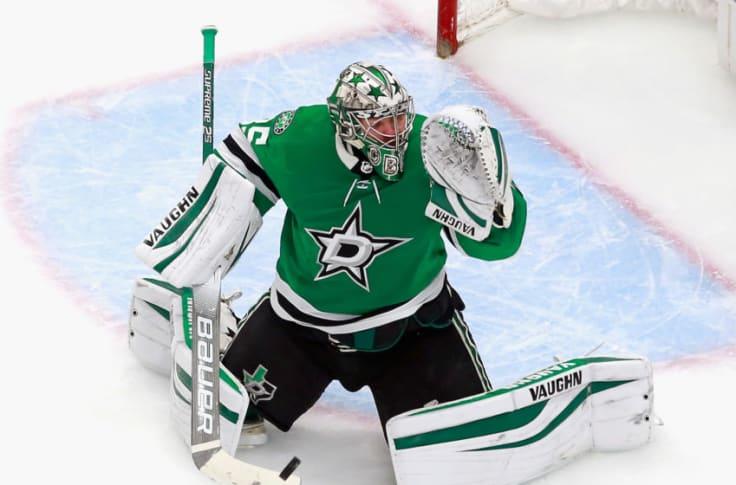 Dallas Stars: Anton Khudobin is Goalie 1, Henceforth