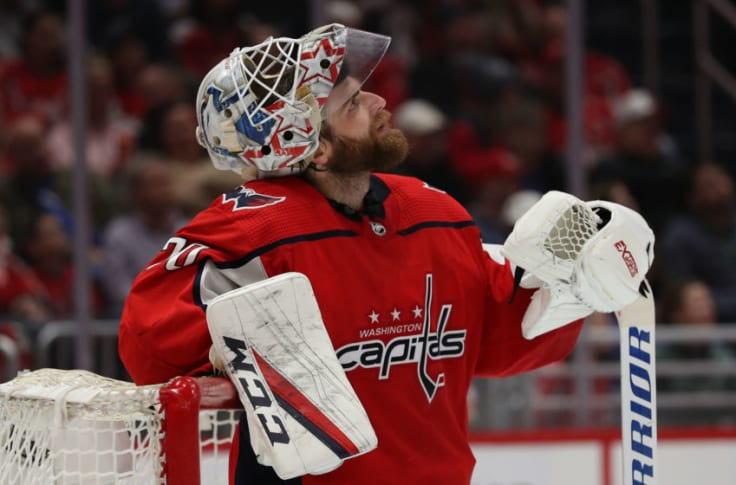 Capitals Go Up 2 0 In Our Nhl 20 Playoff Simulation