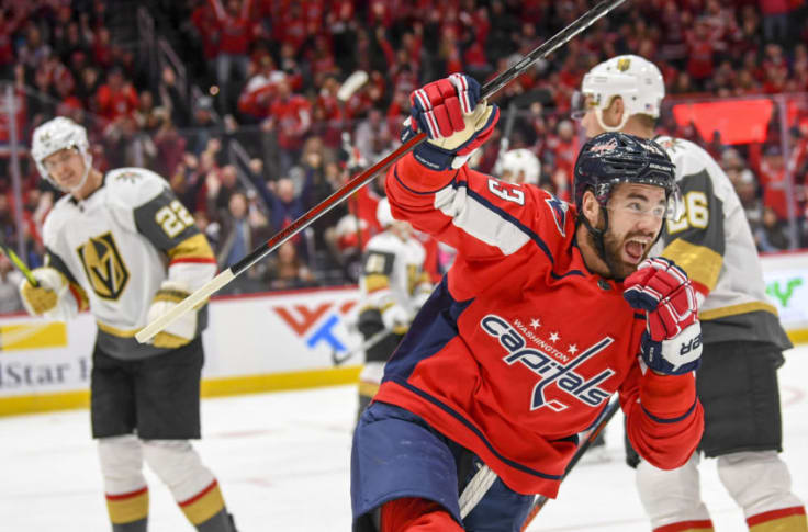 Washington Capitals Player Awards Assist Of The Year