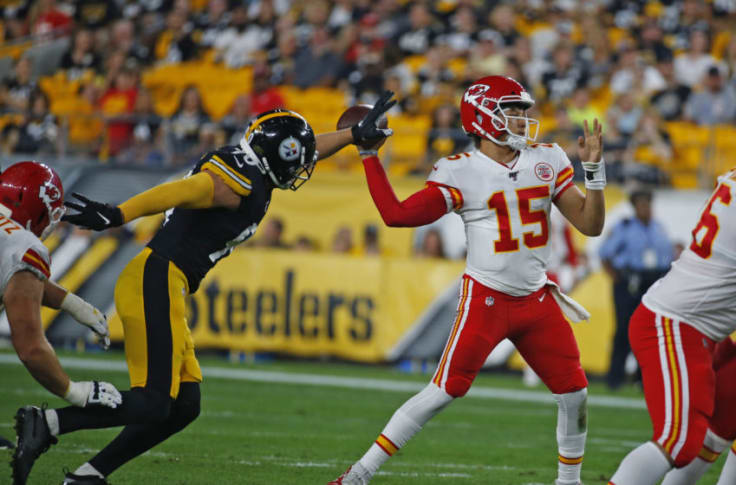 Can the Steelers compete with the Chiefs and Ravens in the AFC?