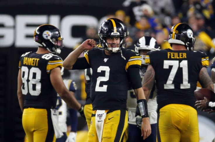 Steelers Need Rudolph To Step It Up To Continue Playoff Hopes