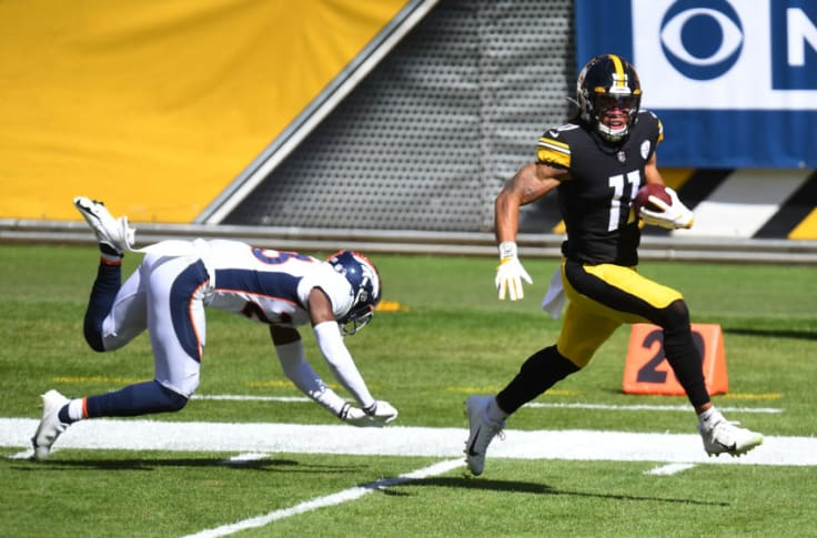 Why the NFL should be terrified of Steelers receiver Chase Claypool