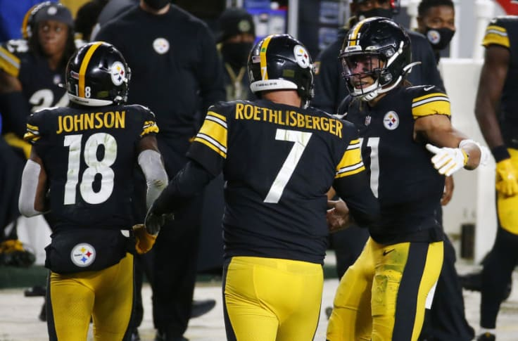 Big Ben report card: Steelers remain undefeated and look better than ever