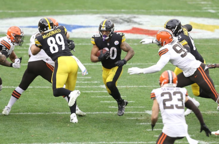 Why Steelers RB James Conner will outpace Derrick Henry in Week 7