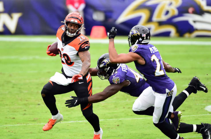 Bengals' offense embarrassed in blowout loss to the Ravens