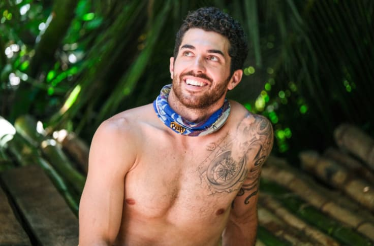 Survivor Hot Dudes Set To Grace Brice Izyah S 2020 Zaddy Calendar