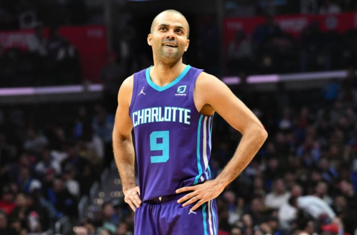 Charlotte Hornets Alumni Tony Parker Wants To Own An Nba Team