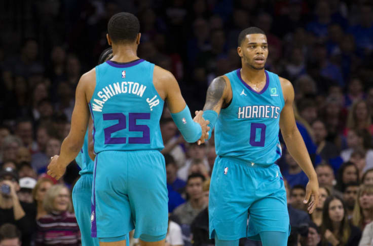 Nba 2k What Players Are The Best From Charlotte Hornets For Blacktop