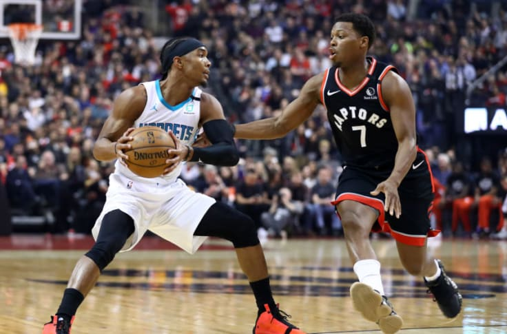 Charlotte Hornets Win With Crazy Stat Against Toronto Raptors