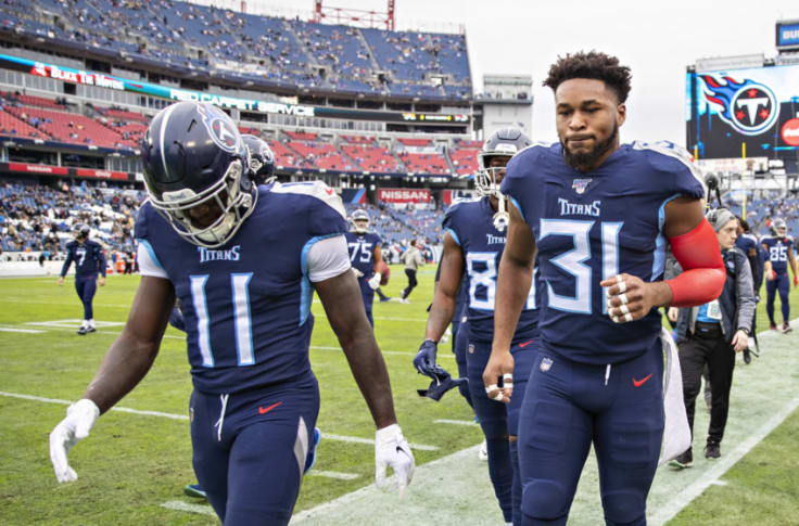 Tennessee Titans The Unexpected Player To Have A Breakout Season